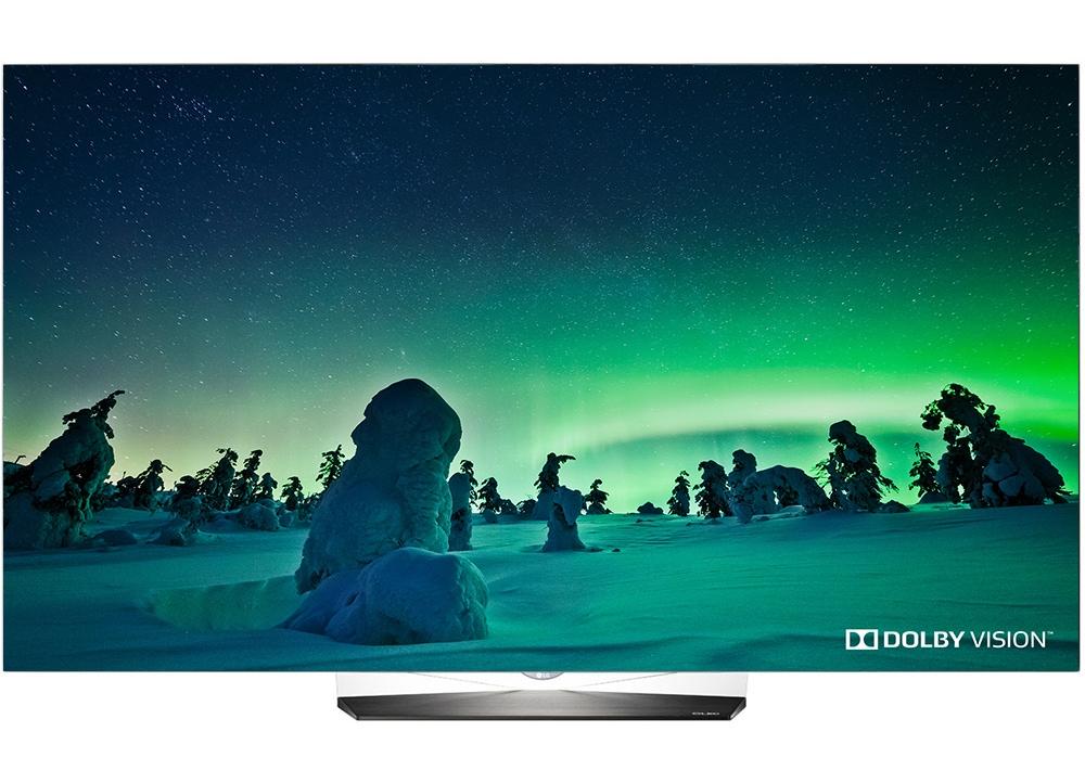 Η τάση στις τηλεοράσεις του 2017 είναι 4Κ HDR OLED