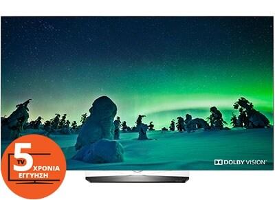 """Τηλεόραση 65"""" LG OLED65B6V Smart OLED Ultra HD"""