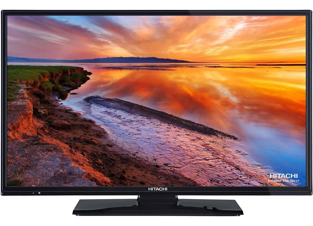 """Τηλεόραση 32"""" Hitachi 32HBC01B/SS LED HD"""