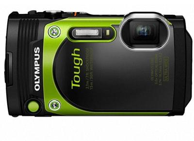 Αδιάβροχη Camera Olympus Tough TG-870 Πράσινο