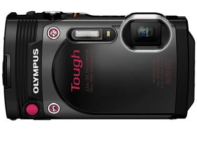 Αδιάβροχη Camera Olympus Tough TG-870 Μαύρο