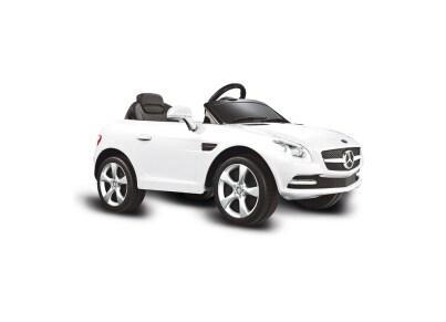 Ηλεκτρικό Αυτοκίνητο Buddy Toys Mercedes - Benz SLK Λευκό (BEC 7009)