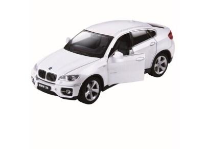 Τηλεκατευθυνόμενο Buddy Toys BMW X6 Λευκό (BRC 24M20)