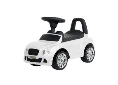 Ποδοκίνητο Αυτοκίνητο Bentley Continental GT Λευκό (BPC 5120)