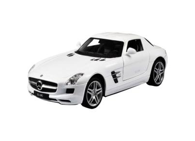 Τηλεκατευθυνόμενο Buddy Toys Mercedes-Benz SLS AMG Λευκό (BRC 24.270)