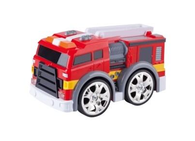 Τηλεκατευθυνόμενο Buddy Toys Αυτοκίνητο Πυροσβεστικής (BRC 00110)