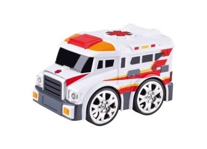 Τηλεκατευθυνόμενο Buddy Toys Ασθενοφόρο (BRC 00140)