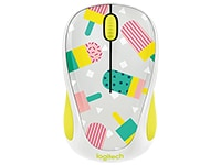 Logitech M238 Wireless Mouse Ice Cream Ασύρματο Ποντίκι