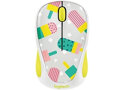 Logitech M238 Wireless Mouse Ice Cream Ασύρματο Ποντίκι