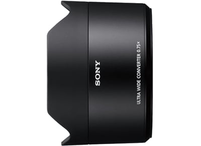 Sony Ultra Wide Converter - Sony Mirrorless Lens Converter