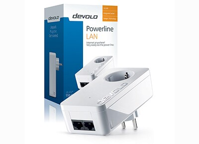 Powerline Devolo dLAN 550 duo+ 9296 - 500Mbps