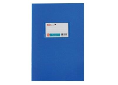 Τετράδιο Τετραχάρακο Coolbee 17x25cm 50 Φύλλα Μπλε