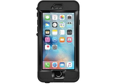 Αδιάβροχη Θήκη Apple iPhone 6S Plus LifeProof Nuud 77-52574 Μαύρο τηλεφωνία   αξεσουάρ κινητών   θήκες
