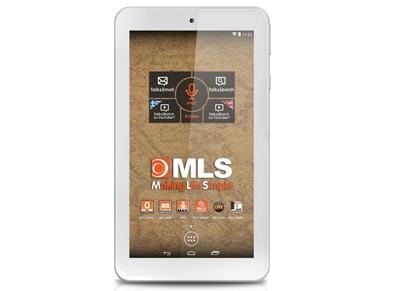 """MLS iQTab Atlas 64 Tablet 7"""" 8GB Λευκό"""