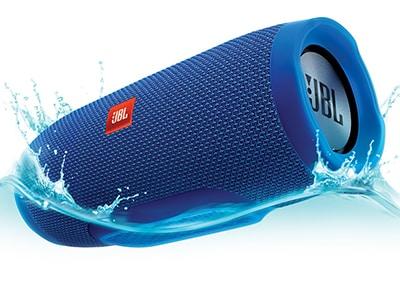 Ασύρματα Φορητά Ηχεία JBL Charge 3 - Μπλε