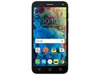 Alcatel Pop 4 (5)  8GB Ασημί Dual Sim Smartphone (5051D)