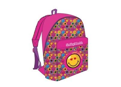 Τσάντα Πλάτης Smiley 2 Θέσεων (0504519)