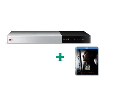 LG BP735 3D Blu-Ray Player & Ταινία Captain Phillips τηλεοράσεις   εικόνα   bluray players