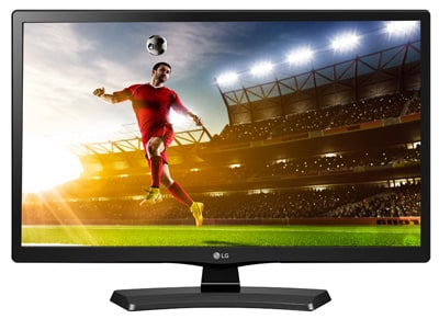 "Monitor TV 22"" LG 22MT48DF-PZ Full HD τηλεοράσεις   monitor tv"