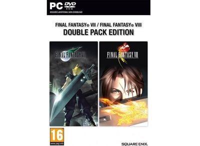 Final Fantasy VII & VIII Double Pack - PC Game gaming   παιχνίδια ανά κονσόλα   pc