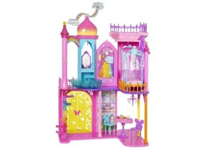 Barbie Κάστρο Ουράνιο Τόξο