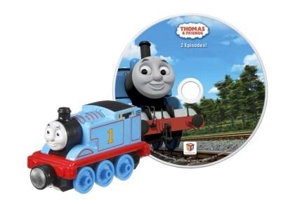 Τόμας - Τρενάκια με Dvd (DTL35)