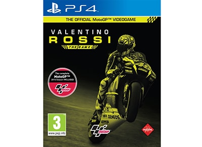 PS4 Used Game: MotoGP 16: Valentino Rossi The Game gaming   used games   xbox one used