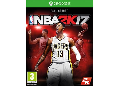 Xbox One Used Game: NBA 2K17 gaming   used games   xbox one used