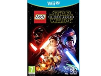 Wii U Used Game: LEGO Star Wars: The Force Awakens