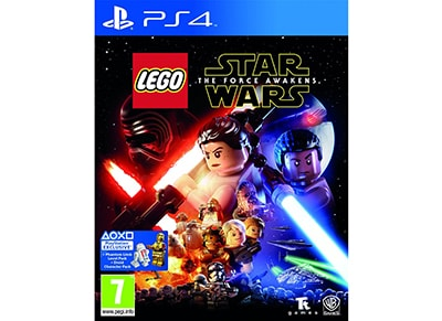 PS4 Used Game: LEGO Star Wars: The Force Awakens gaming   used games   ps4 used
