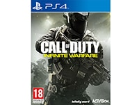 PS4 Used Game: Call of Duty Infinite Warfare
