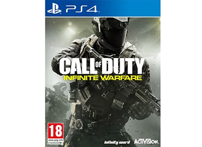PS4 Used Game: Call of Duty Infinite Warfare gaming   used games   ps4 used