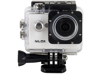 Action Camera Nilox Mini-Up HD Ready - Λευκό