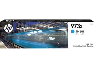 Μελάνι Κυανό HP 973X (F6T81AE) περιφερειακά   μελάνια   αναλώσιμα   μελάνια