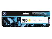 Μελάνι Κίτρινο HP 980A (D8J09A)