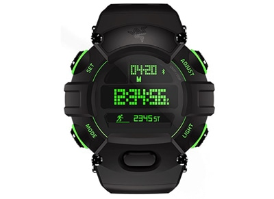 Smartwatch Razer Nabu Watch Μαύρο