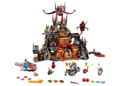 LEGO® 70323 Το Ηφαιστειακό Άντρο του Τζέστρο