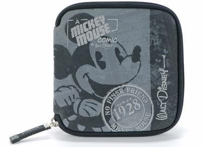 Θήκη CD/DVD Tucano Disney Mickey 24 discs - Γκρι
