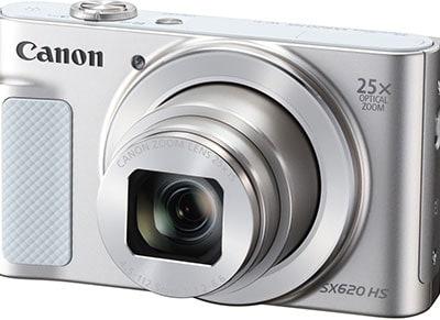 Compact Canon Powershot SX620 HS - Λευκό