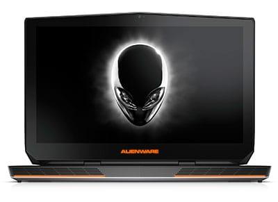 """Laptop Alienware 17 - 17.3"""" (i7-6700HQ/16GB/1256GB/ 970M)"""