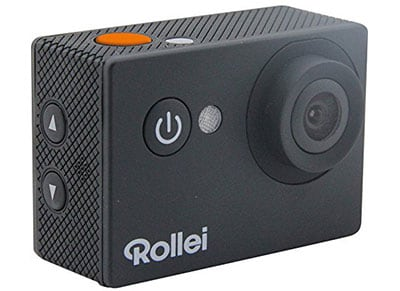 Action Camera Rollei 300 HD 5MP - Μαύρο