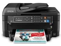 Epson WorkForce WF-2750 - Έγχρωμο Πολυμηχάνημα Inkjet