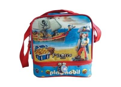 Τσαντάκι Φαγητού Paxos Playmobil Pirates (50513)