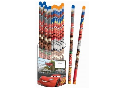 Mολύβι GIM Cars - 1 τεμάχιο (341-56600)