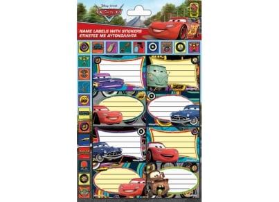 Αυτοκόλλητες Ετικέτες & Αυτοκόλλητα GIM Cars (772-16249)