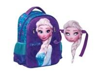 Τσάντα Νηπιαγωγείου Gim Elsa & Μάσκα