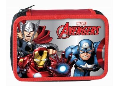 Κασετίνα Διπλή GIM Avengers (337-23100)