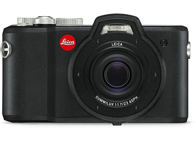 Compact Αδιάβροχη Leica X-U (Typ 113) - Μαύρο