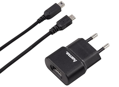 Hama USB Charger & Micro USB - Φορτιστής 3DS/2DS gaming   αξεσουάρ κονσολών   3ds   2ds