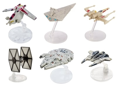 Διαστημόπλοιο Star Wars Hot Wheels Rogue 1 (1 Τεμάχιο)